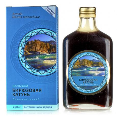 """Sirup """"Tyrkysová Katuň"""" 250ml"""
