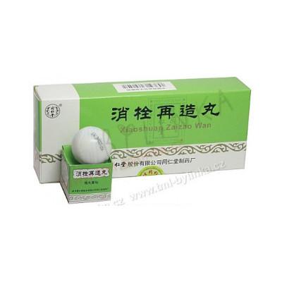 """Pilulky """"Jasnost myšlení"""" (Xiaoshuan Zaizao Wan) 10tbl"""