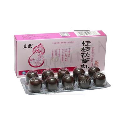 """Pilulky """"Poria a skořice"""" (Guizhi Fuling Wan) 10tbl"""