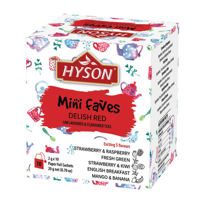 HYSON DELISH RED 20g