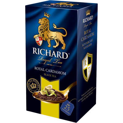 Richard Royal Cardamom 50g
