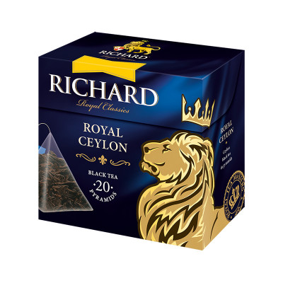 Richard Royal Ceylon 34g
