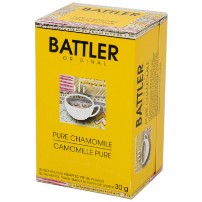Battlers Pure Camomile (20x2g)