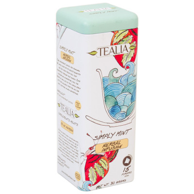 TeaLia Simply Mint 15x2g
