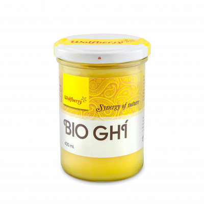 Ghí BIO 400 ml Wolfberry
