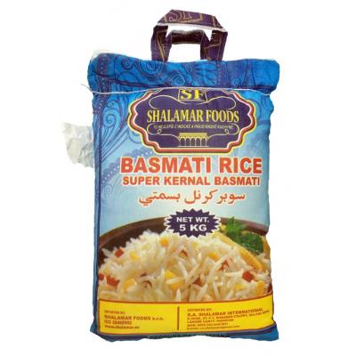 Basmati rýže 5 kg Shalamar