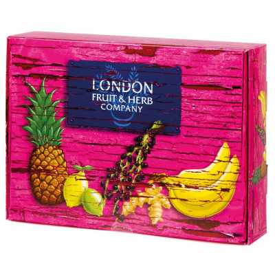 London Fruit & Herb Carnival Pack 5x6x2g