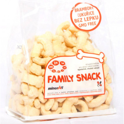 Family Snack Mineral 125g
