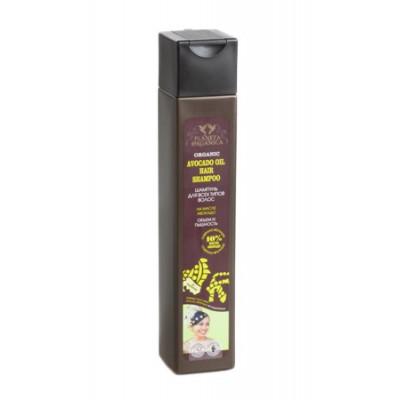 Šampon s avokádovým olejem na objem 250 ml Planeta Organica