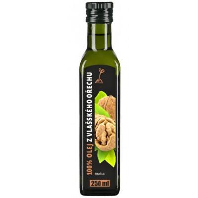 RICH Olej z vlašských ořechů 100% 250ml