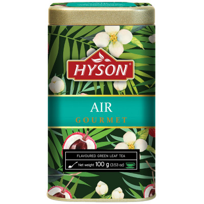 HYSON AIR GREEN TEA OPA 100g