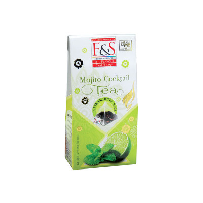 F&S Favor zelený čaj MOJITO COCKTAIL 30g