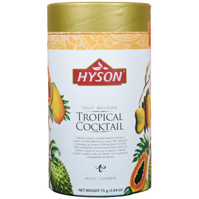 Hyson Tropical Cocktail ovocný čaj 75 g