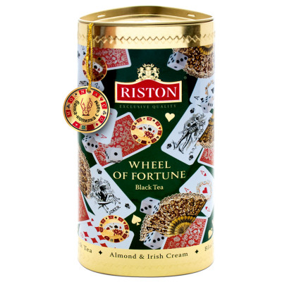 Riston Wheel of Fortune sypaný čaj 125 g