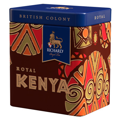 Richard Royal Kenya 50g