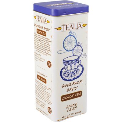 TeaLia Governor Grey 100g