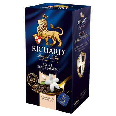 Richard Royal Black Jasmine 50g