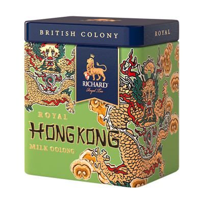 Richard Royal Hong Kong plech 50 g