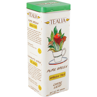 TeaLia Pure Green 100g