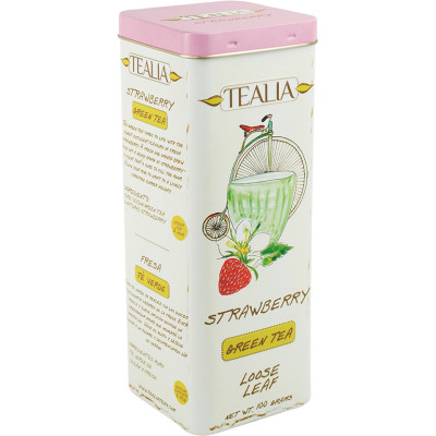 TeaLia Strawberry 100g