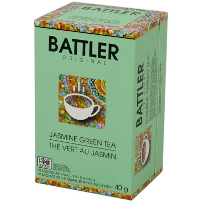 Battlers Jasmine Green Tea (20x2g)