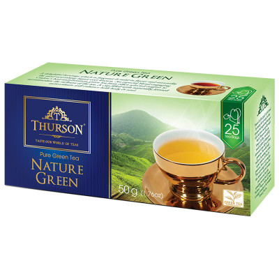 Thurson Natural Green 25x2g