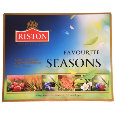 RISTON Favourite Seasons 55g