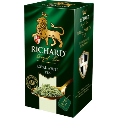 Richard Royal White Tea 50g