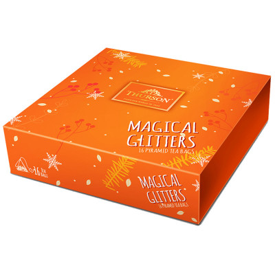 Thurson MAGICAL GLITTERS ORANGE 32 g