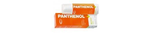 Kosmetická řada - Panthenol