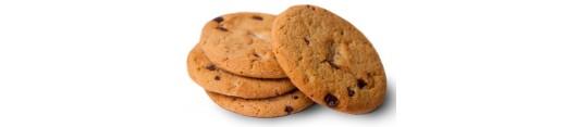 Sušenky, piškoty, krekry